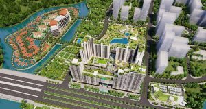 Event New City Thu Thiem Project
